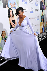 HOLLYWOOD Meagan Good arrives at The Pan Africa Film & Arts Festival Opening Night Premiere of Screen Gems THINK LIKE A MAN Thursday Night February 90th at the Arclight Cinerama Dome.(Photo by Valerie Goodloe)