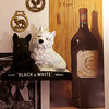 1.  Horse brass, seen on the Crow & Crown pub mantel.<br /> <br /> 2.  Black & White Scotch Whisky dogs, also seen in the Crow & Crown pub.<br /> <br /> 3.  An artist's rendering of a bottle of 1953 Chateau Margaux.  The real thing costs over $1,000 - so this will have to do!