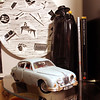 "1.  Model Jaguar that I altered to look like Withnail's Jaguar<br /> <br /> 2.  Sandeman Port ""Don"" vintage decanter, seen in the Crow & Crown pub<br /> <br /> 3.  ""Journey's End"" by R.C. Sherriff, seen being read by Marwood at Crow Crag cottage<br /> <br /> 4.  ""Against Nature"" (or ""A Rebours"") by J.K. Huysmans, seen being placed into Marwood's suitcase at the end of the film"