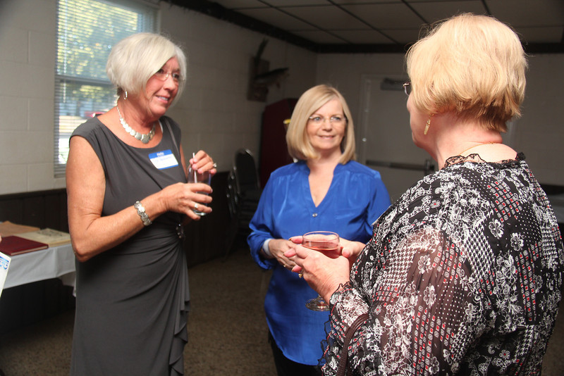 Jean Bardelmeier, Pat Smithers Brasel, and Phyllis Loyet