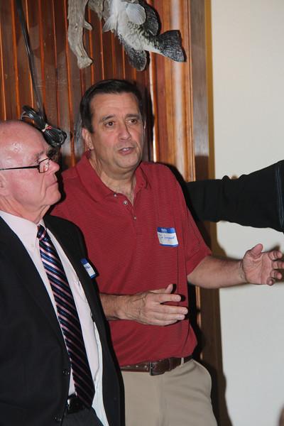 Larry Brendel and Jim Hagnauer