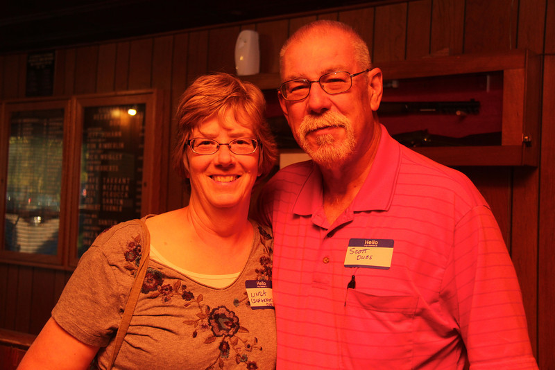Linda Schaefer Dubs and Scott Dubs