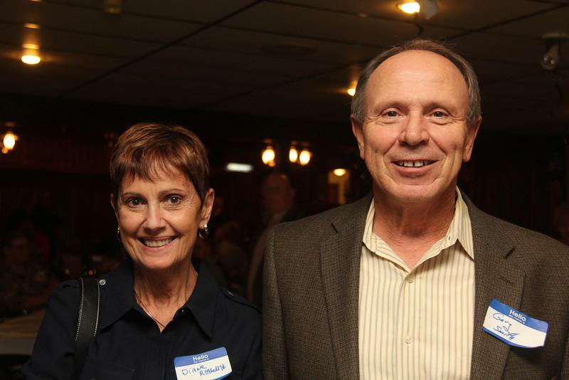 Diane Rothschild and Gary Smith