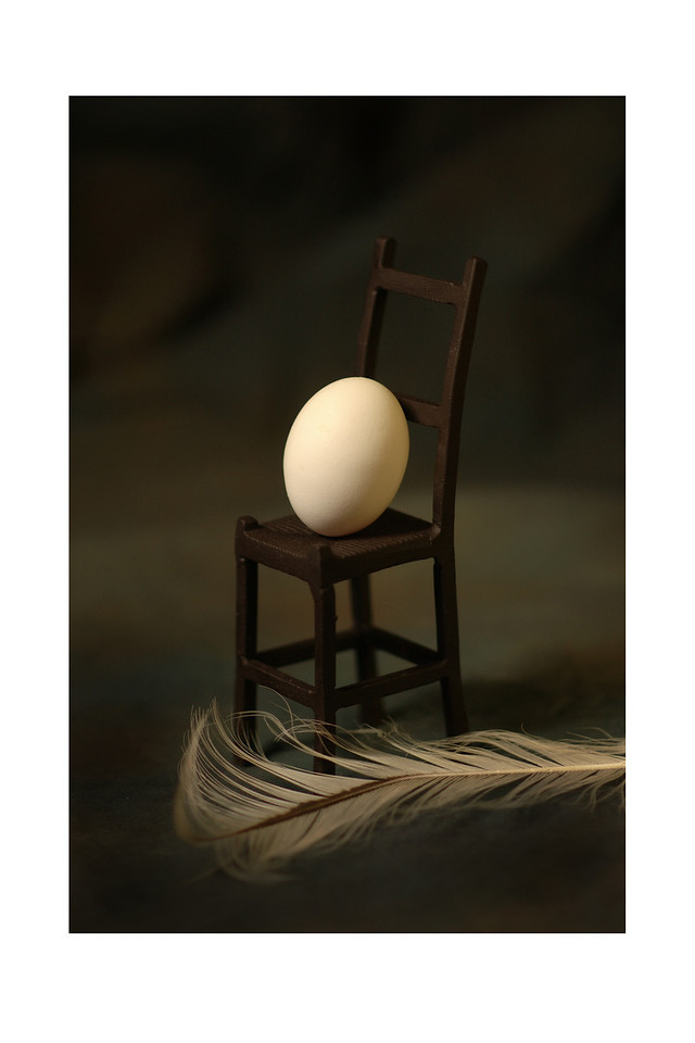 The Egg and the Chair