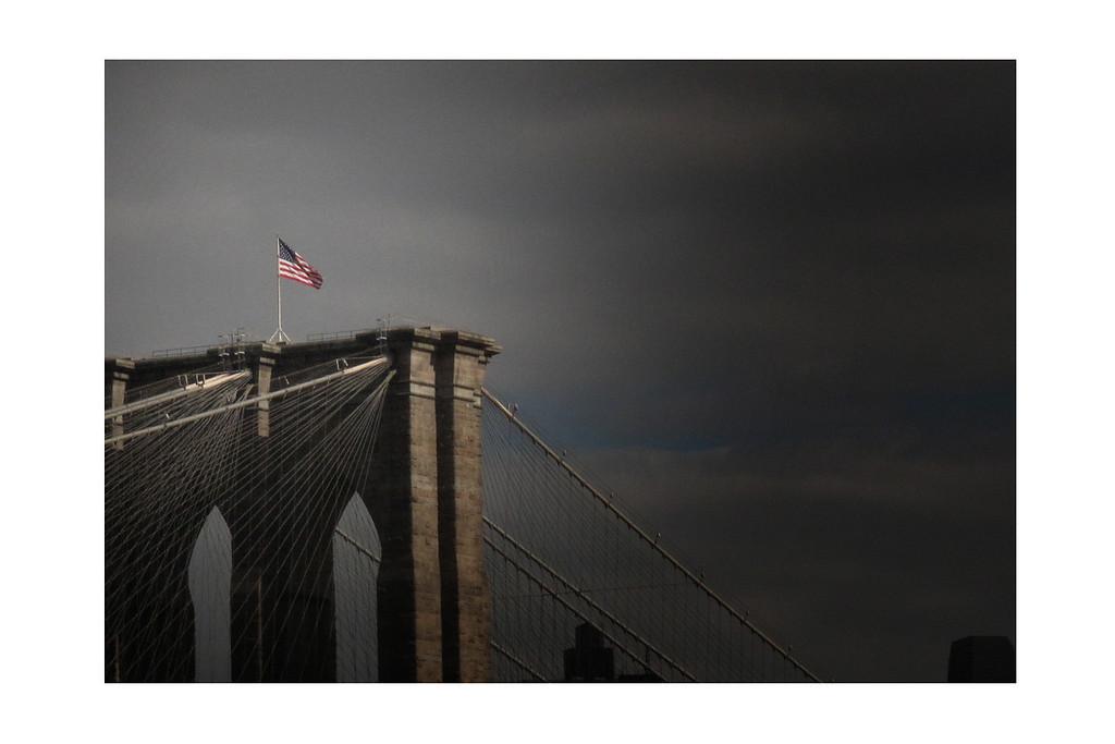 Flag on the Bridge
