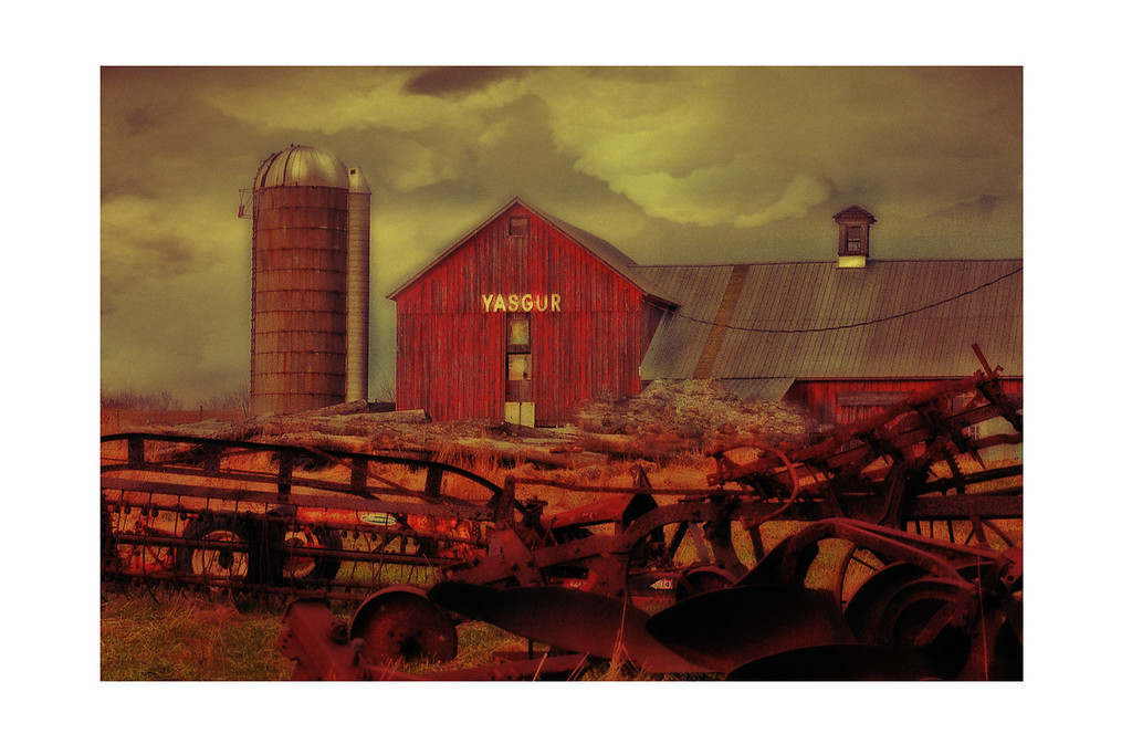 Yasgur Farm