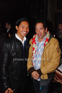 Marc Dizon and Steve Lewis