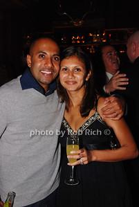 Samir Bhatt and Preeti Ranee