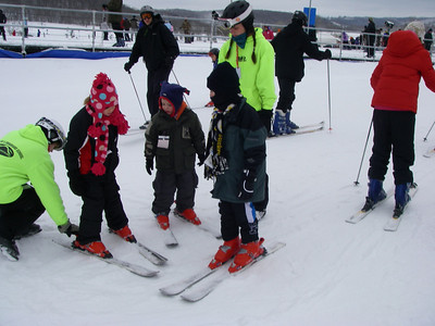 TJ Skiing with Kristen & Rick 02/10