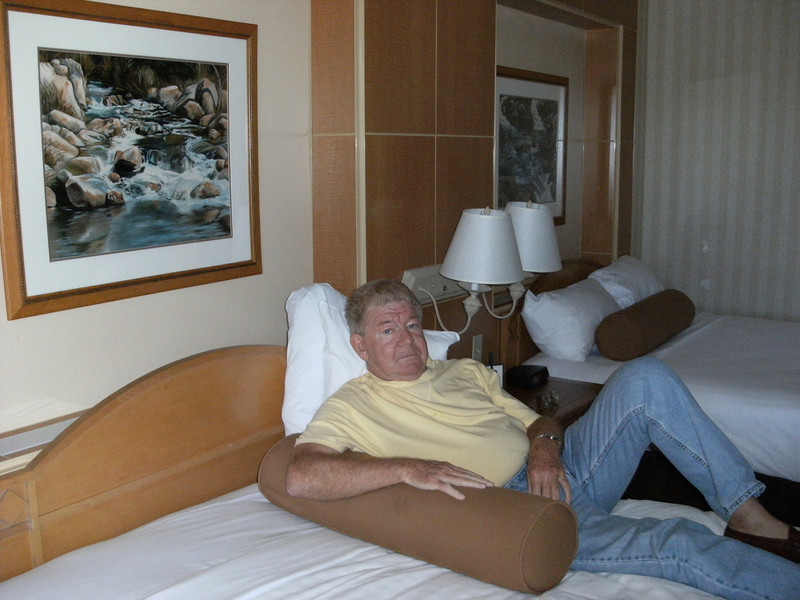 AFTERNOON  OF LEISURE IN VEGAS