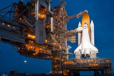 STS-135 Atlantis Prelaunch