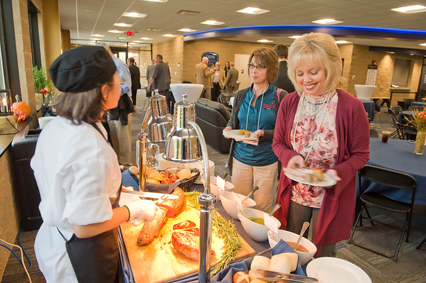 TRINE UNIVERSITY hosts the 2017 Angola Chamber of Commerce  Business After Hours