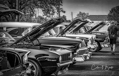 TULSA CAR SHOW