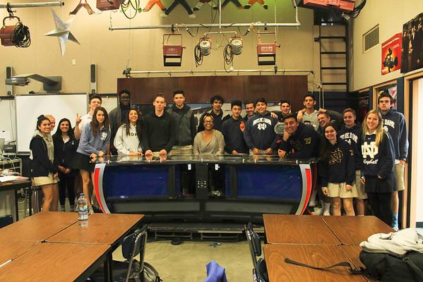 TV Production Alumni