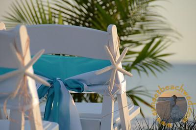 Starfish Aisle Chair Hanger