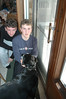 Ewald and Cooper with Shadow.