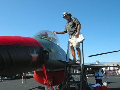 My F16!!