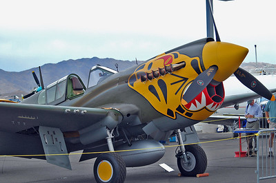 P40 Tomahawk.