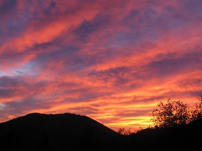 Tahquitz Peak, 11/22/2008