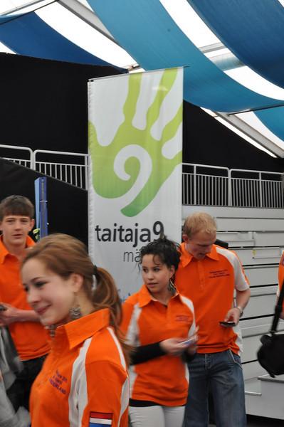Taitaja Mastara 2010 in Oulu, Finland