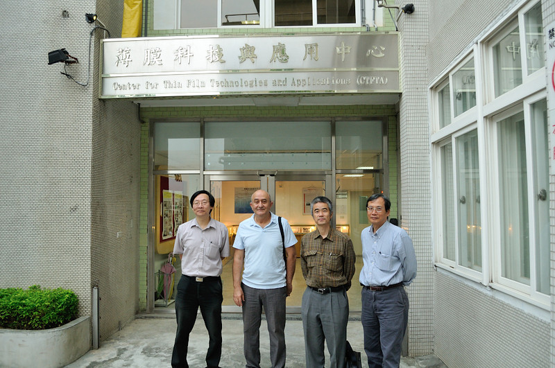 Ming Chi University of Tehcnology