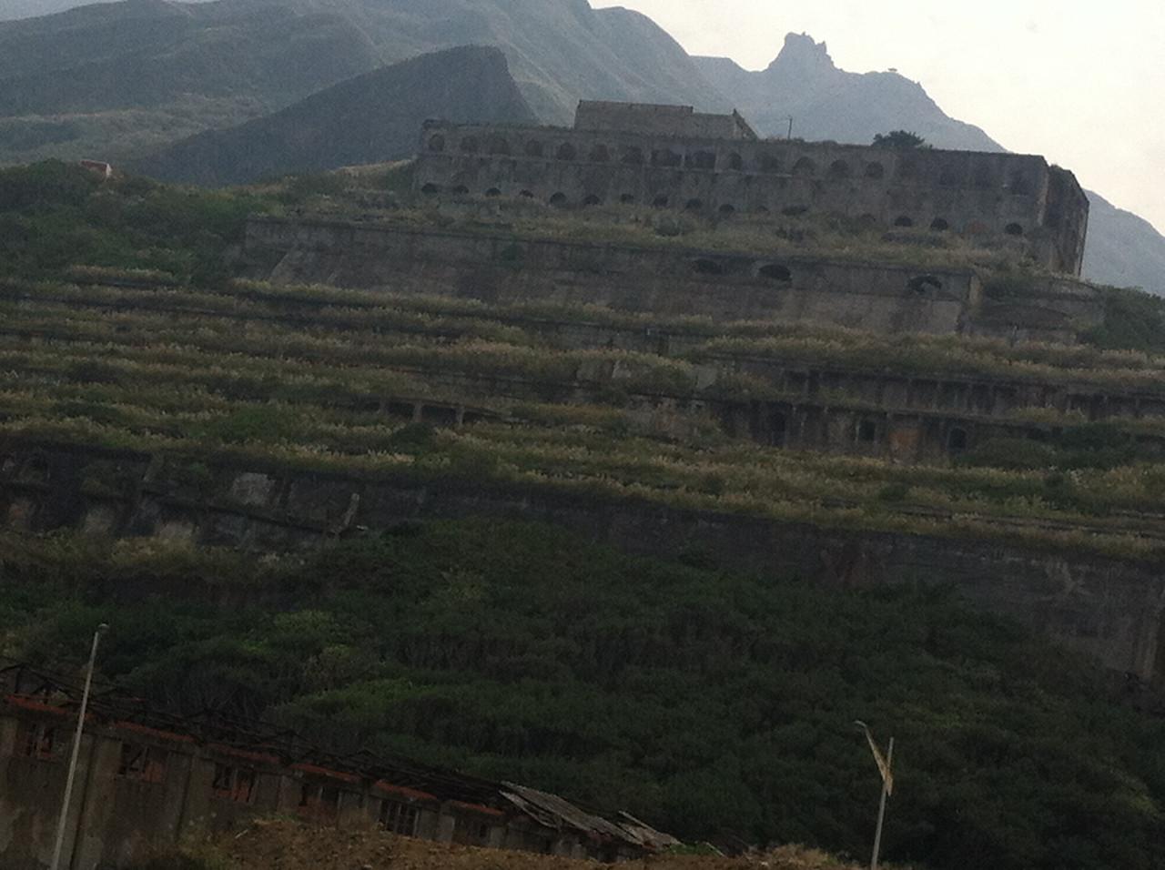 Old gold mine Jiufen