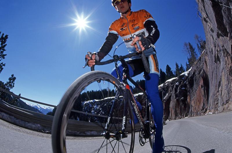 Italy, cycling, Dolomites