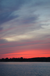 Talbot Sunset
