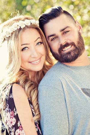 Talia & Andrew - Engagement