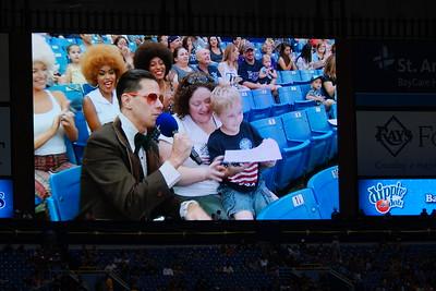 Tampa Bay Rays 23 May 2015