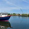 Ocean Harvester Docked in Tarpon Springs