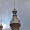 Minaret and Spires