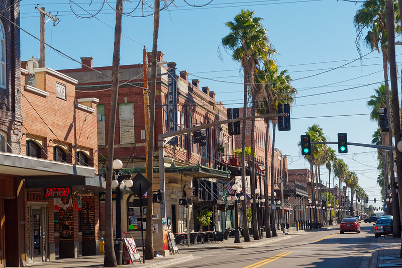 Ybor City Central Business District