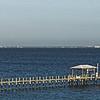Apollo Beach Preserve with Tampa in the Background