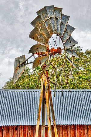 Manatee Village Windmill