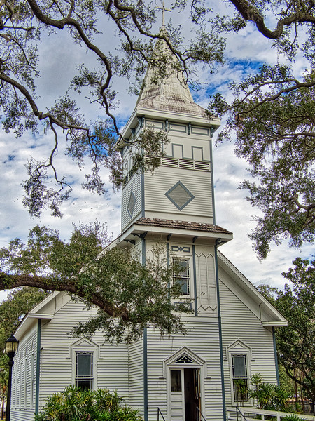 1887 Old Meeting House Church