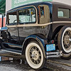 1930's Ford Parked Near Sponge Docks