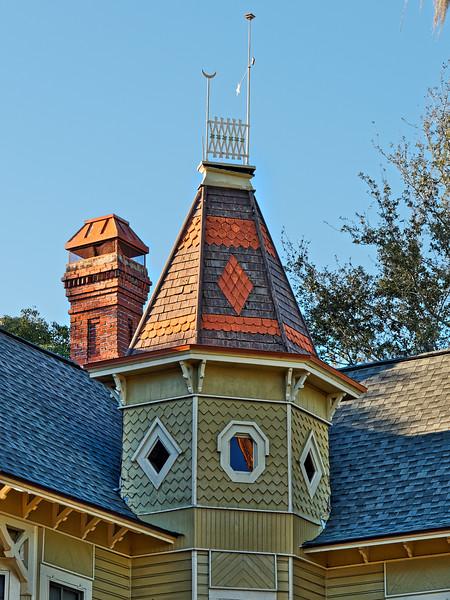 Tarpon Springs Queen Anne Home