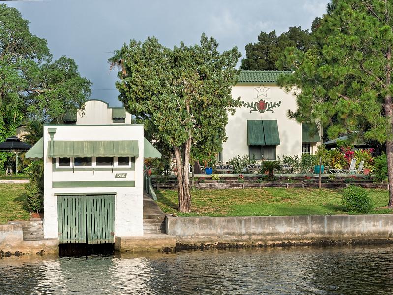 Former Home of Gloria Swanson