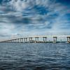 Edison Bridge over the the Caloosahatchee River
