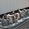 Heritage Village Watering Cans