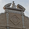 Design atop Sumter County Courthouse