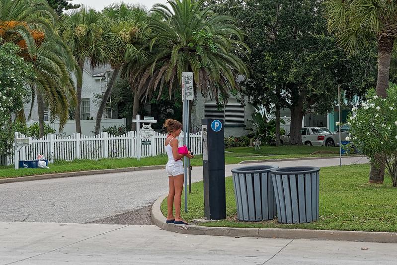 St. Petersburg Beach Paid Parking