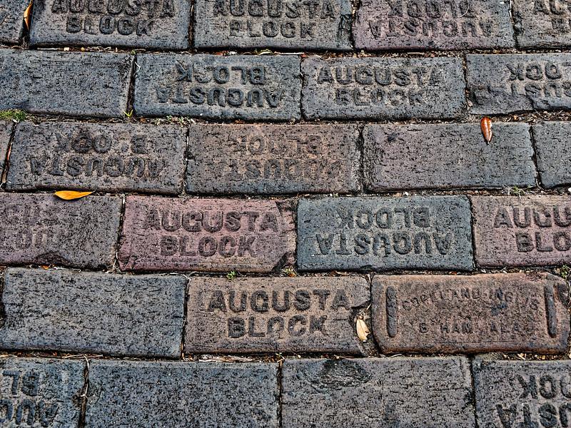 Brooksville Florida Brick Road