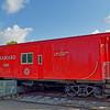 Seaboard Caboose 6445