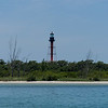 Anclote Key Lighthouse viewed from Odyssey Cruise Boat