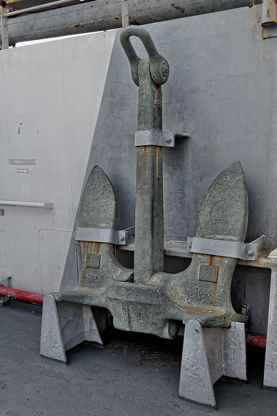 SS American Victory Anchor