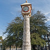 Centennial Clock at Tampa Union Station