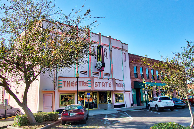 Plant City's State Theater