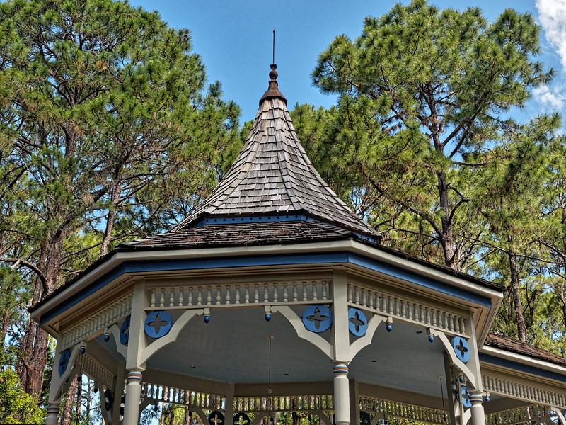 1892 Safford Pavilion in Largo